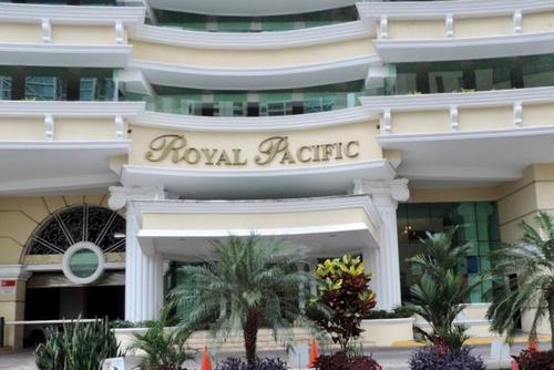 Imagen 1 de 14 de Venta De Apartamento En Royal Pacific, Punta Pacífica 19-885