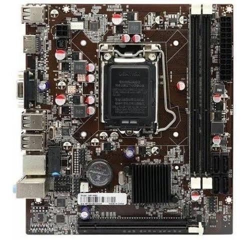 Placa Mãe Isync Foxconn Cybh61 Matx Intel Lga 1155 Ddr3 Nfe