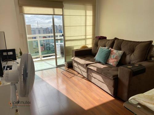 Imagem 1 de 30 de Lindo Apartamento Com 2 Suítes À Venda, 78 M² - Paraíso - São Paulo/sp - Ap2152