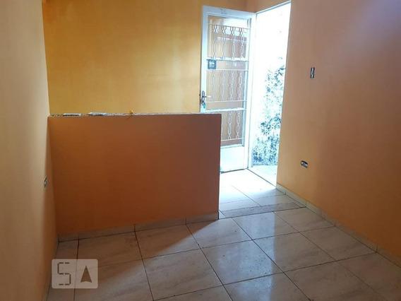 Casa Para Aluguel - Ermelino Matarazzo, 1 Quarto, 37 - 893056114