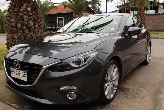 Mazda 3 2014 2.0 Skyactiv-g Gt Auto