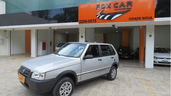 Fiat Uno Mille Way 1.0 (7721)