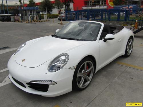 Porsche 911 At 3.4