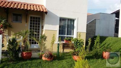 Casa Em Condomínio Para Venda Em Votorantim, Villa Flora, 3 Dormitórios, 2 Banheiros, 2 Vagas - 030818