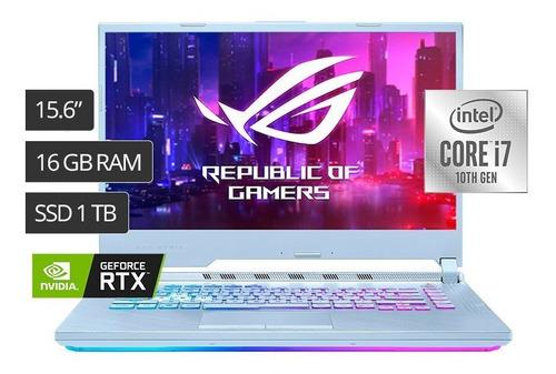 Imagen 1 de 7 de Asus Laptop G512lv-az321t Core I7 1tb 16gb 6gb