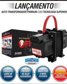 Auto Transformador 3000va Fiolux Premium