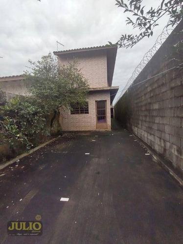Imagem 1 de 16 de Sobrado Com 2 Dormitórios À Venda, 120 M² Por R$ 255.000,00 - Plataforma Ii - Mongaguá/sp - So0913