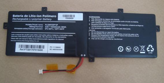 Bateria 11126600 3.8v 10000mah P/ Notebook Positivo Original