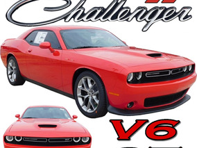 Dodge Challenger Gt Dualstripe V6 3.6l 305hp At Qc Xenon Arh