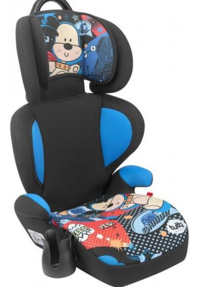 Cadeirinha Cadeira Para Carro Tutti Baby Menino Vira Assento
