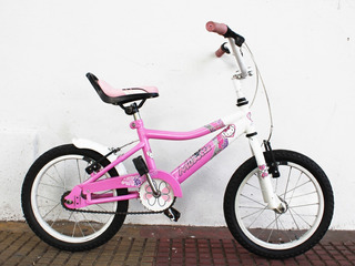 Bicicleta Fantasy Musetta Rodado 16 Impecable Richard Bikes