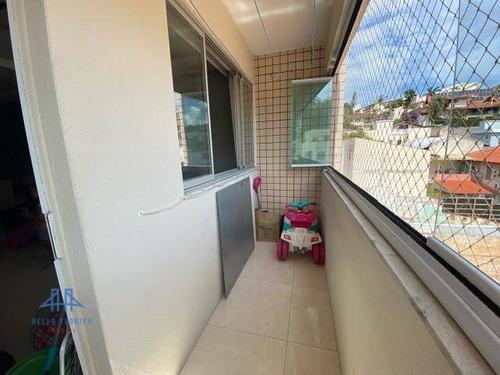 Imagem 1 de 20 de Apartamento Com 3 Dormitórios À Venda, 92 M² Por R$ 590.000,00 - Carvoeira - Florianópolis/sc - Ap3335