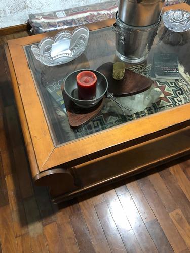 Imagem 1 de 5 de Mesa De Centro De Sala