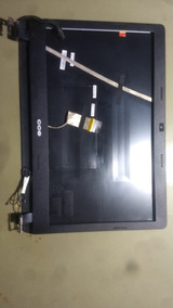 Carcaça Tampa Completo Notebook Cce Win Ultra Thin U25