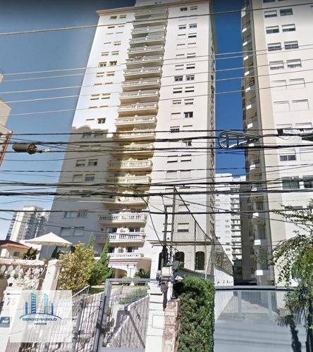 Imagem 1 de 30 de Apartamento À Venda, 145 M² Por R$ 1.390.000,00 - Brooklin Paulista - São Paulo/sp - Ap3005