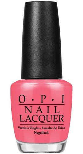 Opi Esmalte Elephantastic Pink - Nli42