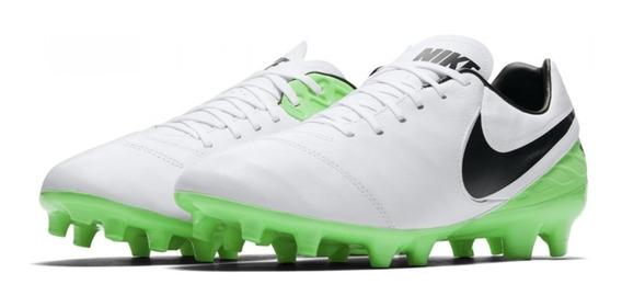 Chuteira Nike Tiempo Mystic V Fg Campo 819236 Original + Nf