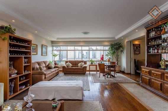 Apartamento Com 4 Dormitórios À Venda, 291 M² Por R$ 2.290.000,00 - Paraíso - São Paulo/sp - Ap26914
