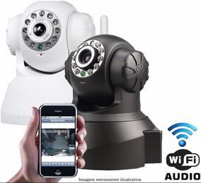 Camera Ip Wireless 360°