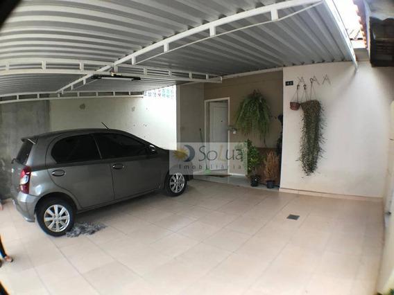 Casa Com 2 Dormitórios À Venda, 49 M² Por R$ 325.000 - Jardim Dall