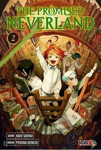 Manga - The Promised Neverland 02 - Xion Store