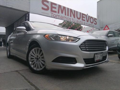 Imagen 1 de 15 de Ford Fusión Se Híbrido 2015