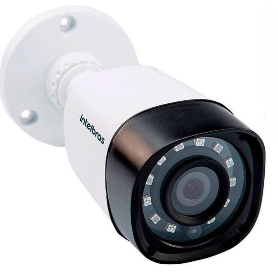 Câmera Analóg Cftv Infravermelho Hd 720p Intelbras 1120b Tf