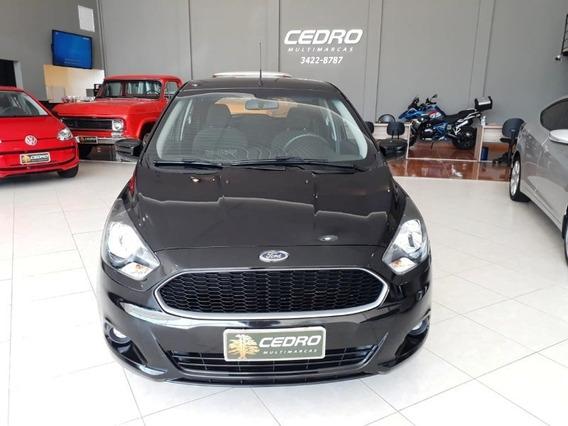 Ford Ka Hatch 1.5 16v 4p Se Flex