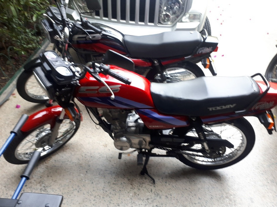 Honda Cg Today