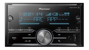 Media Receiver Pioneer Mvh-s618bt 2 Din Bluetooth Mixtrax