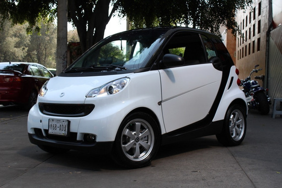 Mercedes Smart 2012 Black And Whithe