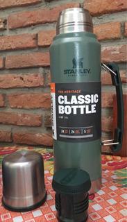 Termo Stanley Clasicc Bottle 1.1qu 1litro