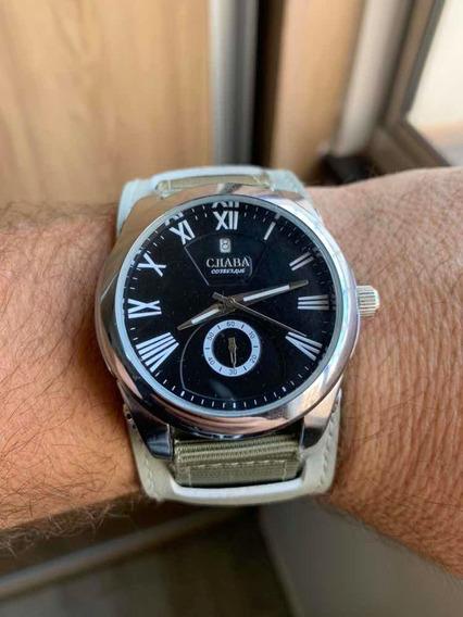 Relógio Russo Vostok Zodiac Automatic