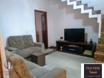 Imagem 1 de 13 de Sobrado Com 3 Dormitórios À Venda, 140 M² Por R$ 470.000,00 - Cipava - Osasco/sp - So0576