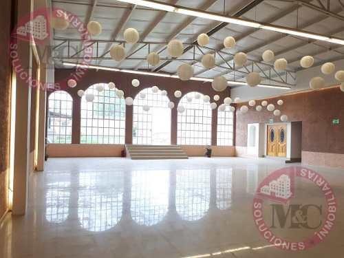 Venta Salón De Fiestas Y Locales Comerciales, Norias De Ojocaliente, Ags.