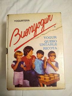 Yogurtera Buenyogur Completa Con Recetario