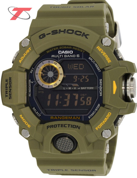 Relógio Casio G-shock Rangeman Gw-9400-3dr