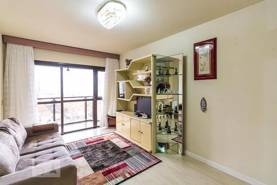 Apartamento No 15º Andar Mobiliado Com 1 Dormitório E 1 Garagem - Id: 892962663 - 262663