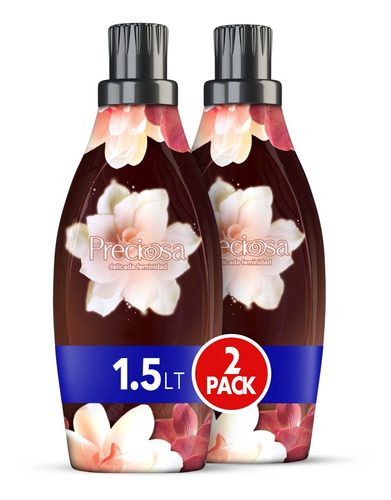 Suavizante Downy Adorable 1.5lt, 2 Unidades De 750ml