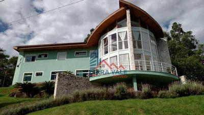 Linda Casa Localizada No Condomínio Residencial Parque Da Mantiqueira - Ca0144