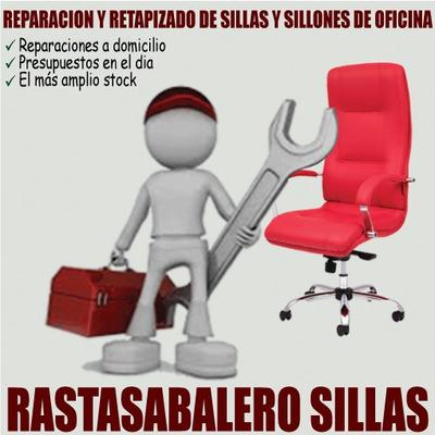 Retapizados Reparacion De Sillas Y Sillones De Pc Oficina
