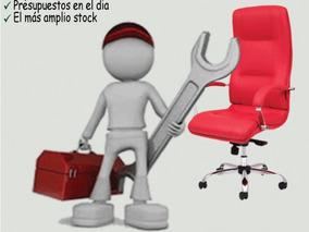 Repuestos Reparacion De Sillas Y Sillones De Pc Oficina