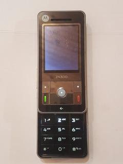 Celular Motorola Zn300 No Estado Liga Mas Não Da Imagem