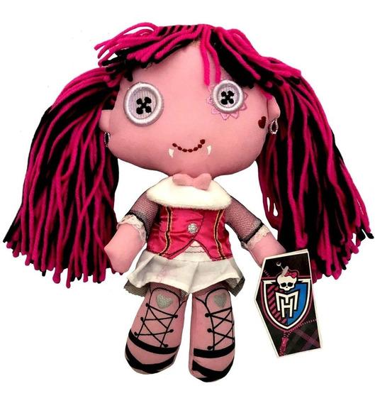Boneca De Pelúcia Draculaura Monster High Bbr Toys
