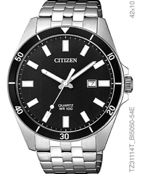 Relógio Analógico Quartz Masculino Citizen Tz31114t