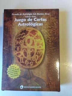 Juego De Cartas Astrologicas