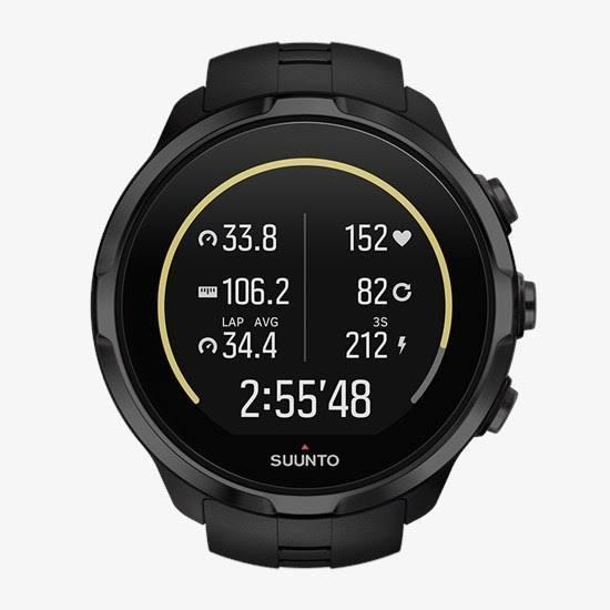 Relógio Suunto Spartan Sport Wrist Hr All Black