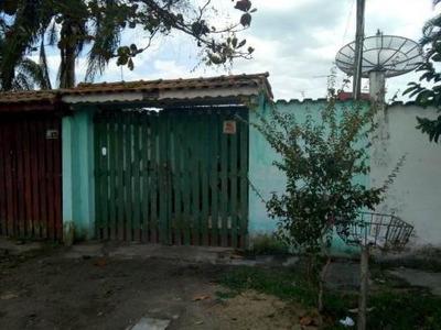Casa Barata Na Praia Com 2 Quartos, R$40.000 + Parcelas!!!