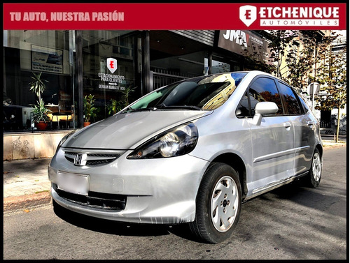 Honda Fit At 1.4 16v Extra Full Impecable - Etchenique
