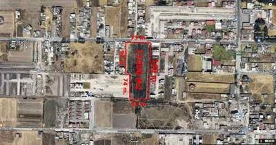 (crm-1391-2547) Venta De Terreno De 11,000 M2 Para Desarrolladores En San Mateo Atenco